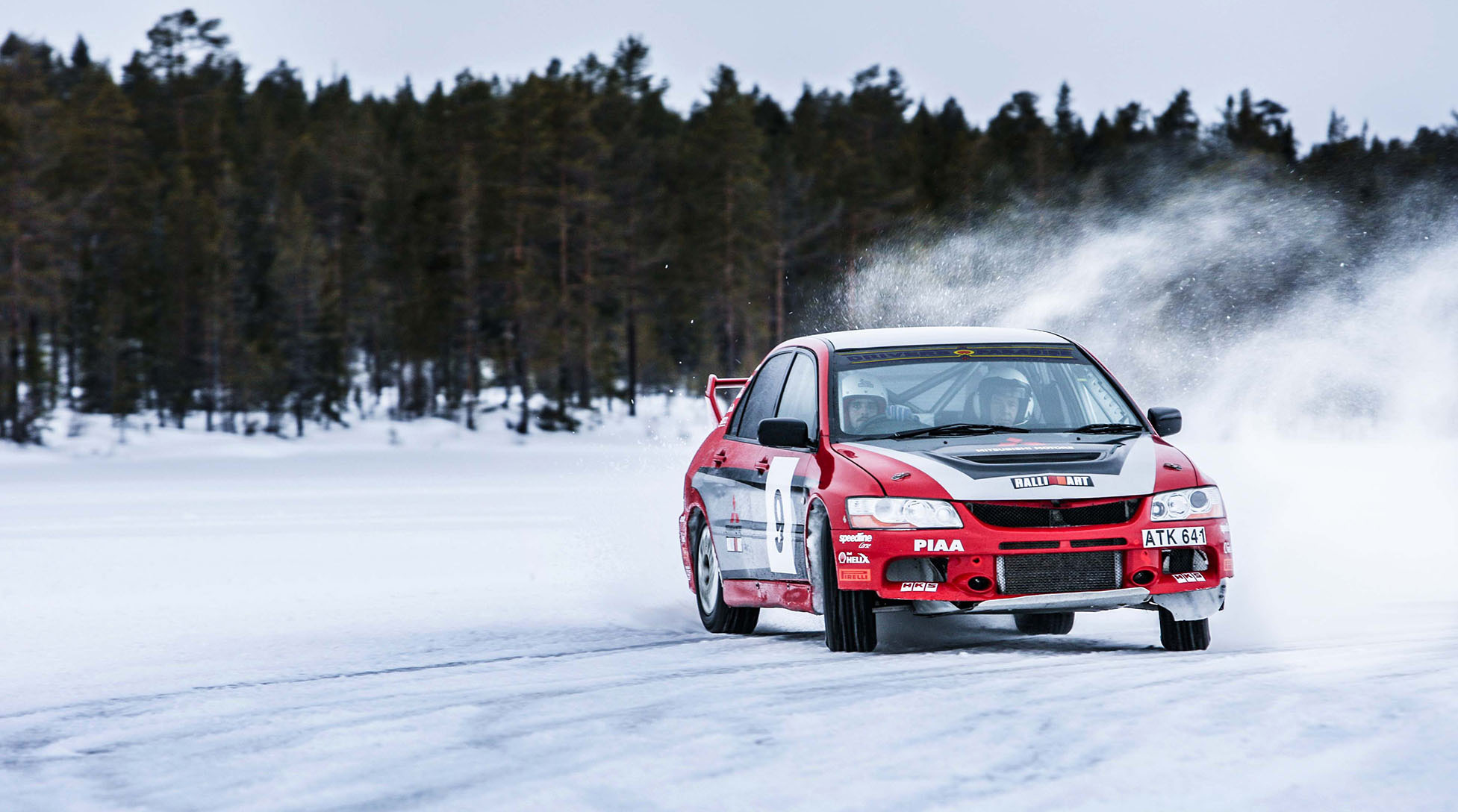 Audi Driving Experience >> Ice driving in the arctic circle, Jokkmokk, Sweden